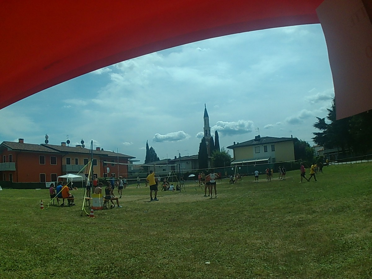 Green Volley 2015
